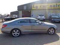 USED 2011 11 MERCEDES-BENZ CLS CLASS 3.0 CLS350 CDI BLUEEFFICIENCY 4d AUTO 265 BHP