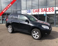 USED 2007 57 TOYOTA RAV4 2.2 XT-R D-4D 5d 135 BHP NO DEPOSIT AVAILABLE, DRIVE AWAY TODAY!!