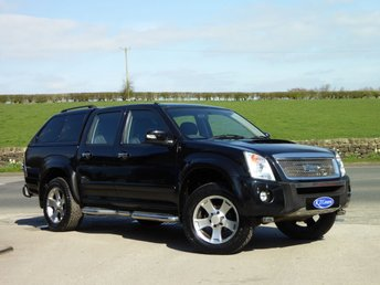 2008 ISUZU RODEO