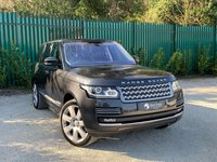 USED 2015 65 LAND ROVER RANGE ROVER 5.0 V8 AUTOBIOGRAPHY 5d AUTO 510 BHP VAT QUALIFYING VAT QUALIFYING