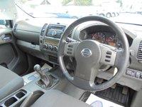 USED 2008 58 NISSAN NAVARA 2.5 OUTLAW DCI 4X4 SWB SHR D/C 1d 169 BHP