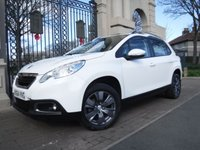 USED 2014 64 PEUGEOT 2008 1.4 HDI ACTIVE 5d 68 BHP *** FINANCE & PART EXCHANGE WELCOME *** £ 20 ROAD TAX BLUETOOTH PHONE AIR/CON CRUISE CONTROL DAB RADIO