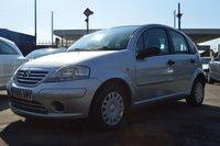 2005 CITROEN C3 1.4 DESIRE 5d 73 BHP £1000.00