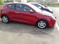 USED 2011 11 ALFA ROMEO MITO 1.4 SPRINT MULTIAIR TCT 3d AUTO 135 BHP