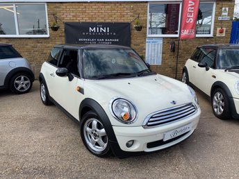 2009 MINI HATCH COOPER 1.6 COOPER 3d 118 BHP £4690.00