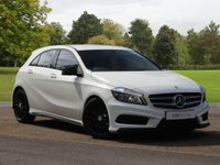 USED 2013 63 MERCEDES-BENZ A-CLASS 1.5 A180 CDI BLUEEFFICIENCY AMG SPORT 5d 109 BHP
