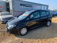 2012 SEAT ALTEA XL 1.6 CR TDI ECOMOTIVE S 5d 103 BHP £3990.00
