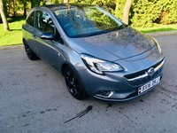 USED 2016 16 VAUXHALL CORSA 1.4 SRI ECOFLEX 3d 89 BHP Low Miles - Cheap To Run! Only £30 Road Tax & Over 55MPG
