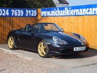 2003 PORSCHE BOXSTER 2.7 SPYDER 2d 228 BHP £6495.00