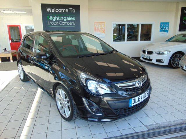 USED 2015 64 VAUXHALL CORSA 1.4 SRI 5d 98 BHP FULL SERVICE HISTORY + JAN 2020 MOT + SATELLITE NAVIGATION + BLUETOOTH + CRUISE CONTROL + PRIVACY GLASS + ALLOYS + AIR CONDITIONING +CD RADIO + ELECTRIC WINDOWS + CENTRAL LOCKING