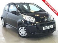 USED 2013 13 CITROEN C1 1.0 VT 3d 67 BHP 1 OWNER |