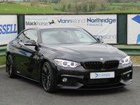 2016 BMW 4 SERIES 2.0 420D M SPORT 2d AUTO 188 BHP £19995.00