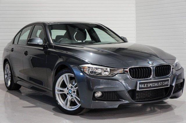 2013 63 BMW 3 SERIES 2.0 320D M SPORT (SAT NAV)