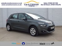 USED 2013 63 CITROEN C4 PICASSO 1.6 HDI VTR PLUS 5d 91 BHP Full Service History Bluetooth Buy Now, Pay Later Finance!