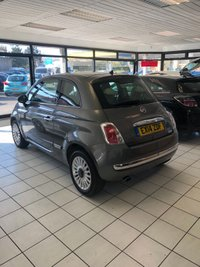 USED 2014 14 FIAT 500 1.2 LOUNGE 3d 69 BHP Super Low Miles Fiat 500 Lounge with Panoramic roof Alloy Wheels Full Fiat Service History.................