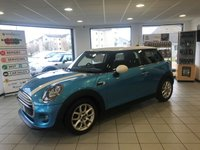 USED 2015 15 MINI HATCH COOPER 1.5 COOPER 3d 134 BHP