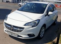 USED 2015 15 VAUXHALL CORSA 1.4 EXCITE AC ECOFLEX 3d 89 BHP 0% Deposit Plans Available even if you Have Poor/Bad Credit or Low Credit Score, APPLY NOW!