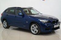 2011 BMW X1 2.0 XDRIVE20D M SPORT 5d AUTO 174 BHP £8450.00