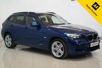 2011 BMW X1 2.0 XDRIVE20D M SPORT 5d AUTO 174 BHP £7350.00