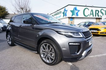 2016 LAND ROVER RANGE ROVER EVOQUE 2.0 TD4 180 HSE DYNAMIC 4WD 5DR AUTO ( FULL SPEC ! ) £28989.00