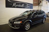 USED 2012 12 VOLVO XC70 2.4 D5 SE LUX AWD 5d AUTO 212 BHP LOVELY CONDITION - 4X4 - TOP SPEC SE LUX - NAV - LEATHER - PRIVACY - TOWBAR