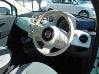 USED 2014 64 FIAT 500 1.2 LOUNGE 3d 69 BHP