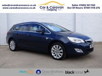 USED 2012 12 VAUXHALL ASTRA 2.0 SE CDTI S/S 5d 163 BHP Service History A/C Leather Buy Now, Pay Later Finance!