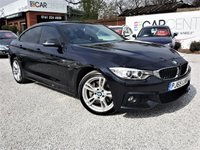 USED 2015 65 BMW 4 SERIES 3.0 435D XDRIVE M SPORT GRAN COUPE 4d AUTO 309 BHP FULLY LOADED +FULL BMW HISTORY