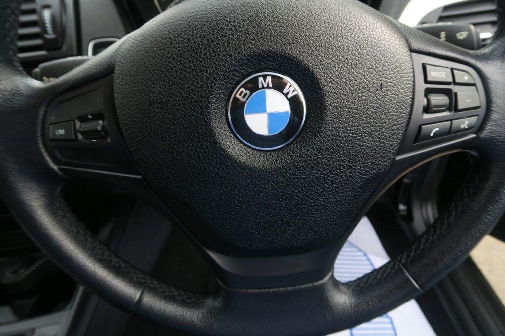 USED 2014 14 BMW 1 SERIES 1.6 116I SE 5d 135 BHP