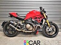 2016 DUCATI M1200 1198cc M1200 S  £7495.00