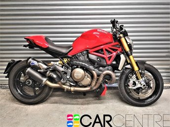 View our 2016 65 DUCATI M1200 1198cc M1200 S
