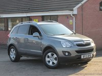2013 VAUXHALL ANTARA 2.2 CDTI DIAMOND (LEATHER+LOW MILES) 5dr £6990.00