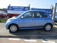 USED 2008 58 NISSAN MICRA 1.5 25 5d 85 BHP