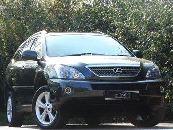 2007 LEXUS RX 3.3 400H SE CVT 5d AUTO 208 BHP £5490.00