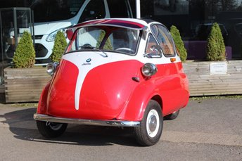 View our BMW ISETTA