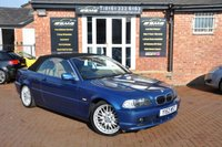 2001 BMW 3 SERIES 2.5 325CI 2d 190 BHP £1495.00