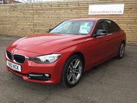 USED 2012 12 BMW 3 SERIES 2.0 320D SPORT 4d AUTO 184 BHP