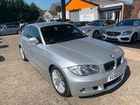 2010 BMW 1 SERIES 2.0 118D M SPORT 5d 141 BHP £5950.00