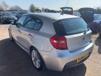 USED 2010 60 BMW 1 SERIES 2.0 118D M SPORT 5d 141 BHP