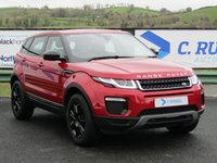 USED 2016 16 LAND ROVER RANGE ROVER EVOQUE 2.0 ED4 SE TECH 5d 148 BHP
