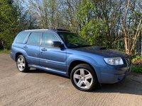 2008 SUBARU FORESTER 2.5 XTEN 5d AUTO 230 BHP (2008 / 58 Reg) £7495.00