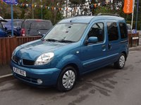 2007 RENAULT KANGOO 1.5 EXPRESSION DCI 5dr, Full Service History £3470.00