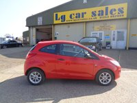 2014 FORD KA 1.2 STUDIO PLUS 3d 69 BHP £4495.00