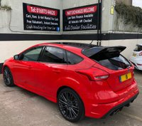 USED 2018 18 FORD FOCUS RS 'RED EDITION' 2.3 ECOBOOST 5DR 345 BHP, 1 OF 300 LTD EDITION RACE RED RS. NOW SOLD - SIMILAR VEHICLES WANTED