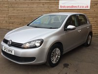 USED 2012 12 VOLKSWAGEN GOLF 1.2 S TSI 5d 84 BHP 1 Previous Owner