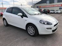 USED 2013 13 FIAT PUNTO 1.2 EASY 3d 69 BHP GOT A POOR CREDIT HISTORY * DON'T WORRY * WE CAN HELP * APPLY NOW *