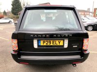 USED 2009 59 LAND ROVER RANGE ROVER 3.6 TDV8 VOGUE 5d AUTO 271 BHP  ONLY 89,000 MILES, HUGE SPEC, SIDE STEPS,