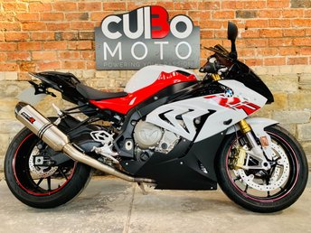2017 BMW S1000RR Sport Performance Pack £11990.00
