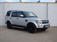 2013 LAND ROVER DISCOVERY 3.0 4 SDV6 XS 5d AUTO 255 BHP £16788.00