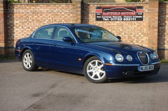 2005 JAGUAR S-TYPE 3.0 SE V6 4d AUTO 240 BHP £2990.00